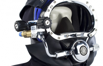 Diving helmet Masque KMB 28